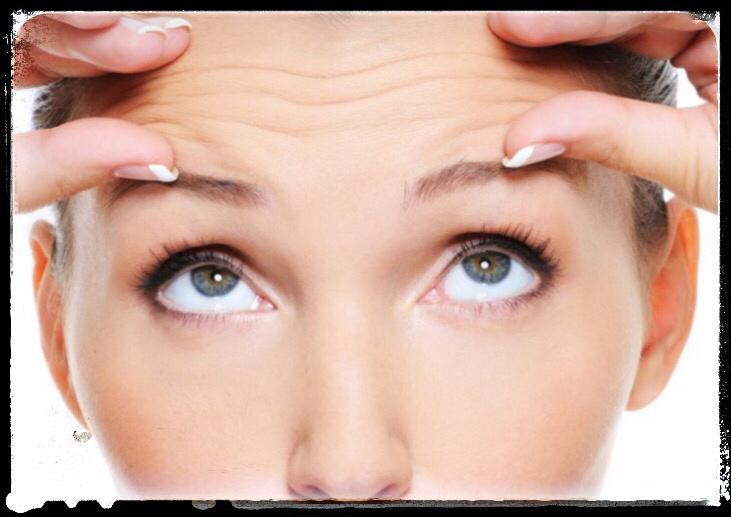 جلوگیری از پیری پوست صورت