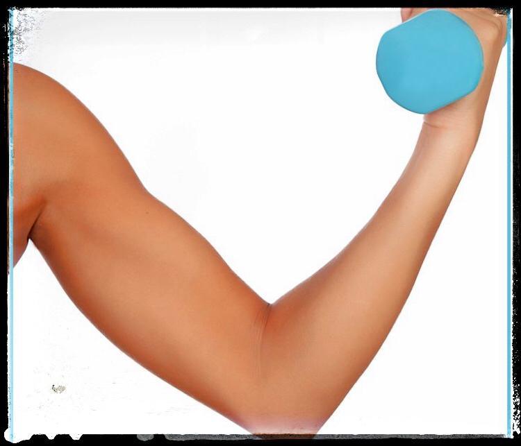 تمرینات برای لاغر کردن بازوها