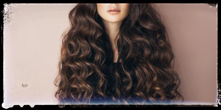 راز داشتن موهای زیبا و سالم