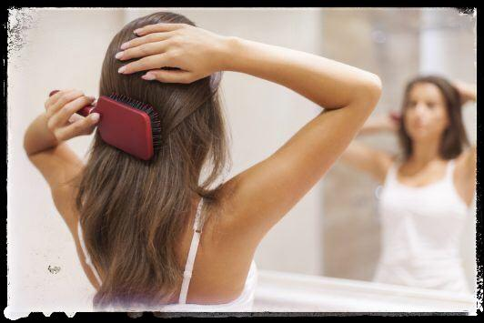 راز موهای زیبا
