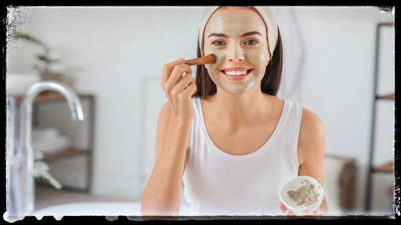 ماسک برای شفافیت و شادابی پوست